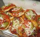 Mini Pizza Tarifi ve Yapılışı