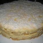 Muzlu Yaş Pasta Tarifi ve Yapılışı
