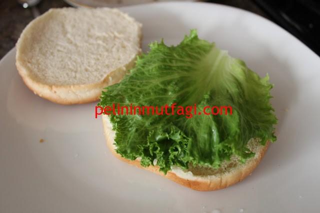 ev yapımı hamburger11