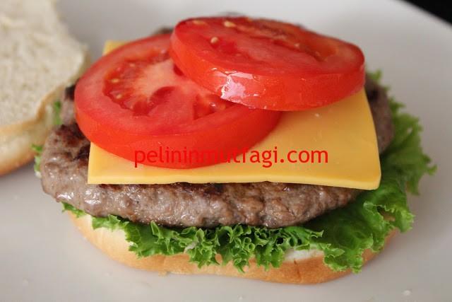 ev yapımı hamburger14