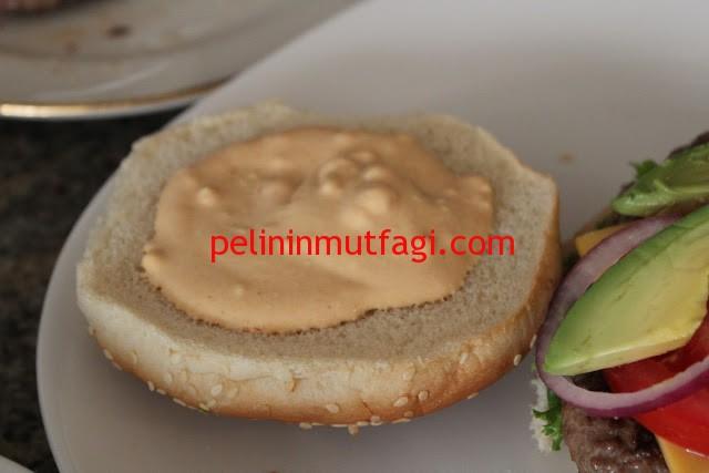 ev yapımı hamburger17
