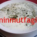 Limonlu Yoğurt Çorbası Tarifi