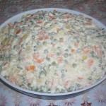 Rus Salatası Tarifi ve Yapılışı