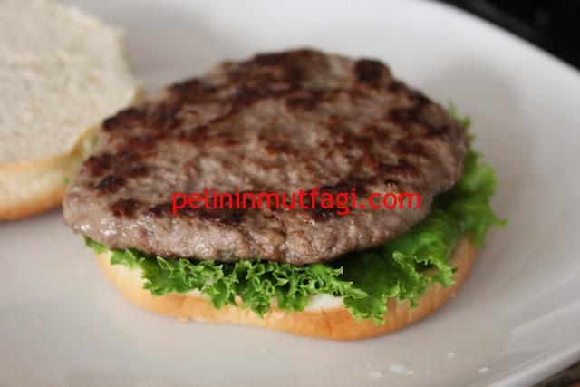 ev yapımı hamburger12