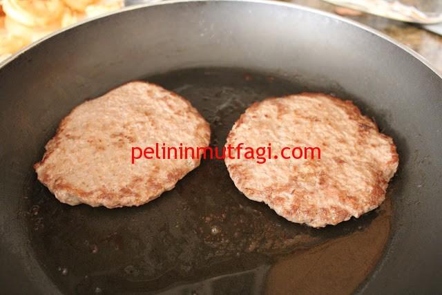 ev yapımı hamburger9