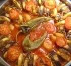 Fırında Patlıcanlı ve Patatesli Oturtma Tarifi